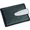 Футляр для визиток и кредитных карт с зажимом для денег