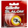 Кассета для станка Gillette Slalom (5 шт)